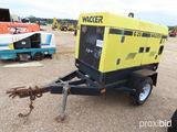 Wacker G25 Generator, s/n 5027048
