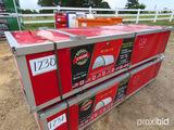 Unused 2021 Golden Mountain 20'x30'x12' Dome Storage Shelter