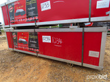 Unused 2021 Golden Mountain 20'x40' Dome Container Shelter