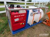 Unused 2021 Greatbear Hot Water Pressure Washer: 4000 PSI, Water Tank