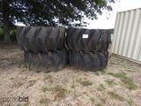 (4) Firestone 28L-26 Skidder Tires
