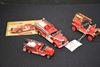 Lot Of 3 Vintage Fire Engine, 1914 -1920 Moc Ac