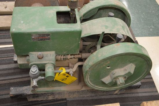 Cushman Cub Gas Engine 1 1/2 HP SN#2787