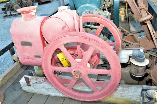 Fairmont 6 HP Gas Engine SN#27447