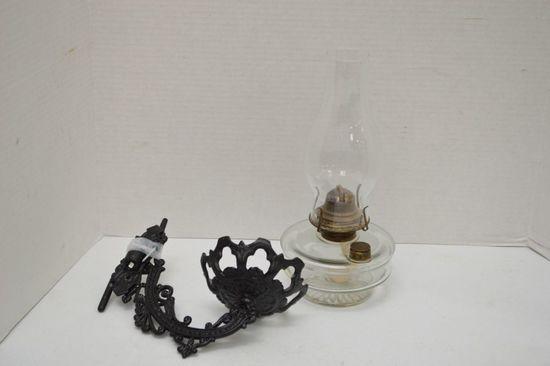 Bracket Oil Lamp