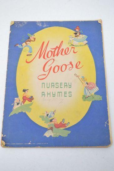 Mother Goose Nursery Rhymes - Samuel Lowe Company