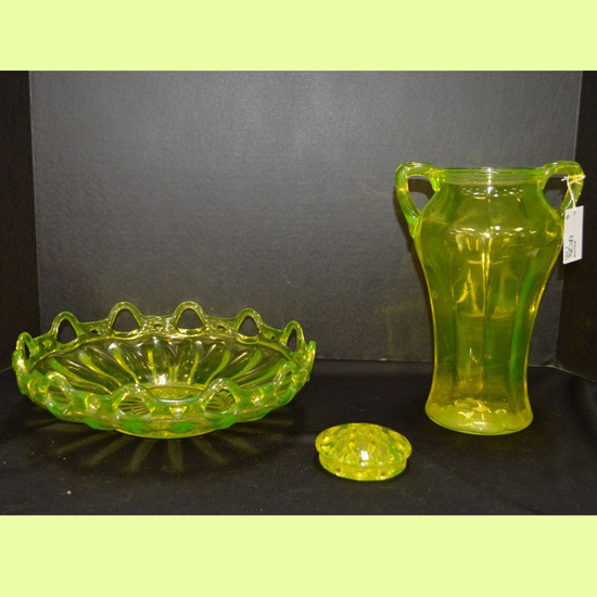 1000+ PIECES OF BEAUTIFUL FENTON & IMPERIAL GLASS