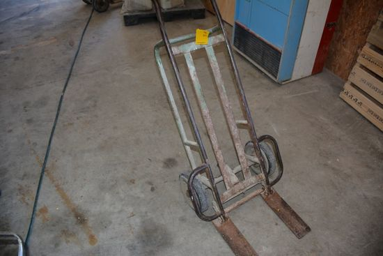 Hand Pallet Dolly - 5 % BUYER'S PREMIUM ON THIS LOT