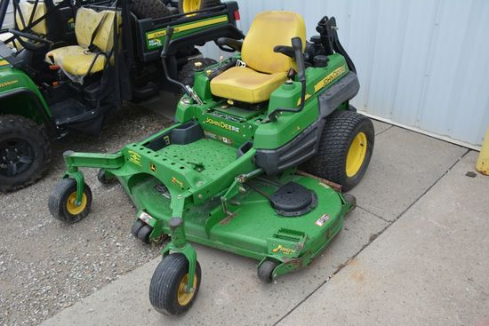 "John Deere Z950 Zero Turn 72"" Cut, 1141.9 hrs, Hydra Deck w Striper"