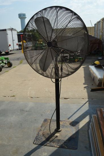 Commercial Floor Model Shop Fan