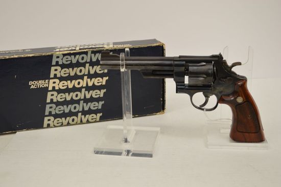 Smith & Wesson Model 25-2, 45 Cal and ACP w/ 1 1/2 Moon Clip, Model 1955, 6
