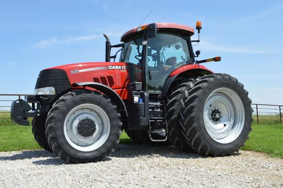 "2011 Case IH 215 Puma, MFWD, Long Wheel Base, 119"" Rear Axle, 1792 Hours, 1"
