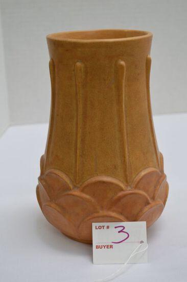 Weller Manhattan Style Vase, 8 in.
