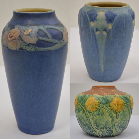 DAY 5 OF 6  - 250+ INCREDIBLE COLLECTIBLE POTTERY