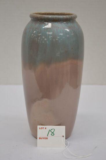 Weller Pottery Drip Vase, 9 in.