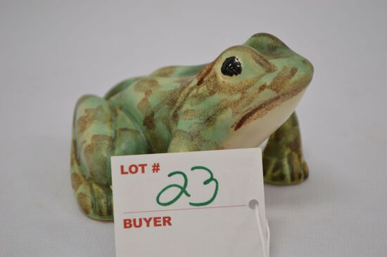 Unmarked Figurine, 4 x 2 1/2 in.
