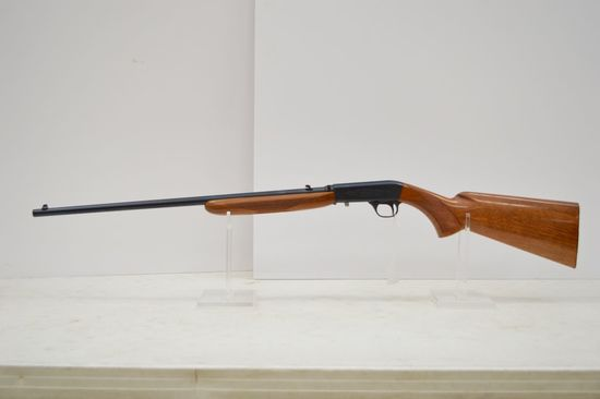 Brownnig Auto Rifle, 22 Short Smokeless, 22 in. Barrel, Made in Belgium SN#