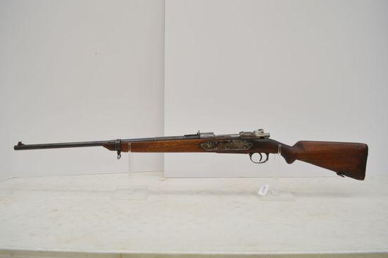 Spenian 1916 Mauser 98 Model SN# 9339