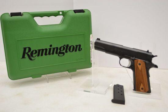 "Remington 1911 R1, 45 Auto cal, 5"" Barrel, Blued, Original Box, NIB, SN# RH"