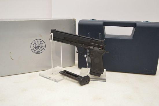"""Beretta Mdl 87 Target, 22 cal, Semi-Auto, 6"""" Barrel, Blued, Plastic Grips w"""
