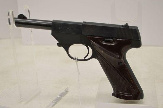 High Standard Sport King Second Model 22LR Cal, Semi Auto Pistol,  SK-100 S