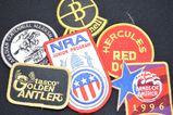 Lot of Bushnell, Red Dot & Other Scope Patches