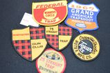 Lot of Trap Competition Patches