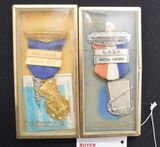 1st Place Bench Rest Medal; NRA Intercollegiate National Convention 1967 Medal; R.O.T.C. Third