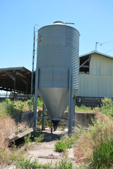6-ton GSI Bulk Bins to be removed, easy access