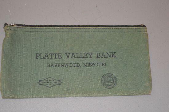 Platte Valley Bank Bag - Ravenwood, MO