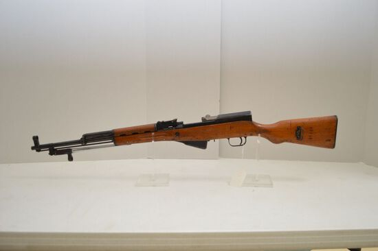 SKS S/N:1401264J (01264 on stock) Military Rifle