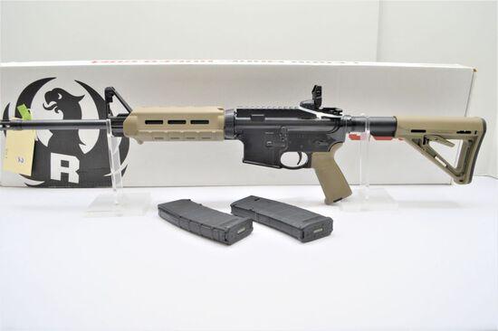 Ruger AR-556, .223, Type III, Hard Coat, Anopize, NIB, SN# 858-26124