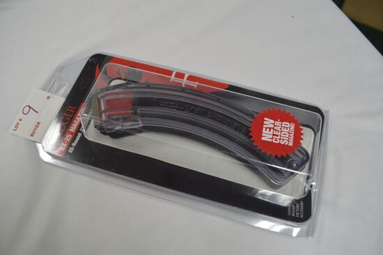 Ruger BX25, .22 LR Magazine, 25 Round, New in Original Packaging