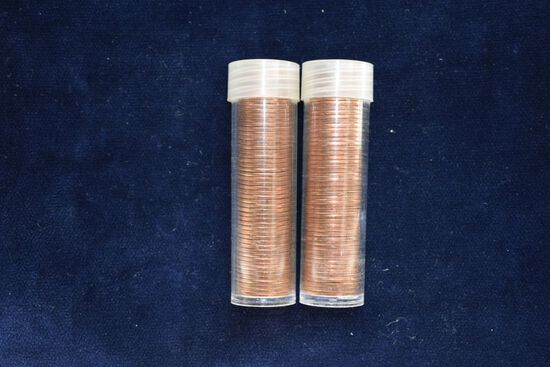Approximately 100, 1977 P & D Lincoln Pennies