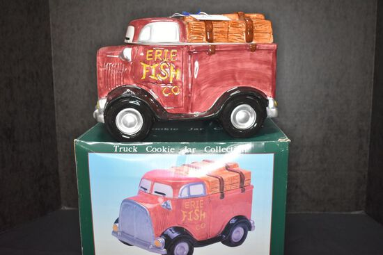 """Truck Cookies """"By Young"""" #30263 - New in Box"""