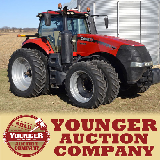 ABSOLUTE RETIREMENT FARM MACHINERY AUCTION