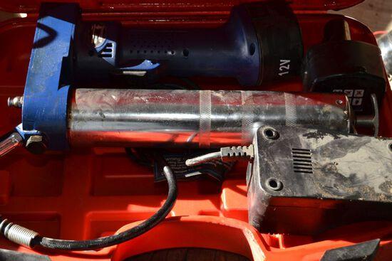 Neiko 12v Grease Gun With Case