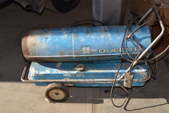 Queen B Space Heater, Deluxe 35,000 BTU