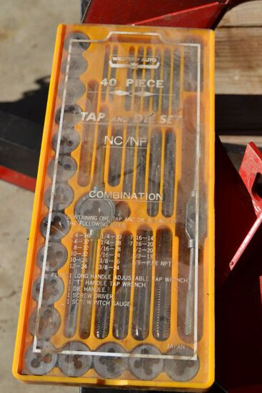 Metric and Standard Tap and Die Set