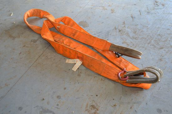 "30' x 7"" Tow Strap, By Rockford, 129,000lb"
