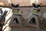 Pair of 6 Ton Pro Lift Jack Stands