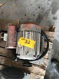 5 HP, 240V Electric Motor