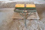 Ferguson Yard Maker Aerator, Seeder, 3' Wide, Shedded