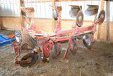 Massey Ferguson 4 Bottom Reversable Turn Over Plow, 16
