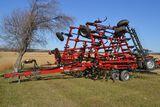 2008 Case IH Tigermate 200 36' Field Cultivator, Walking Tandems, Crazy Whe