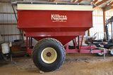 Killbros Auger Wagon, Model 490, 23.1-26 Tires In Excellent Shape, Good Fli