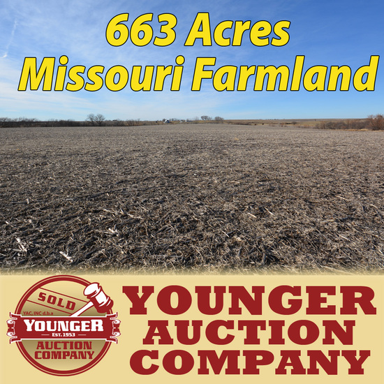 ABSOLUTE 663 ACRE HIGHLY PRODUCTIVE LAND AUCTION