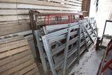 4- Galvanized 16' Gates (4 x Bid)