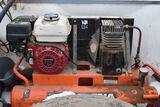 Magnia Portable Air Compressor, Honda GX160 Engine