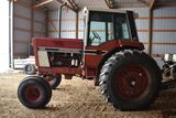 International 1586 Tractor, Shows 4610 Hours, Less Then 500 Hours On New TA